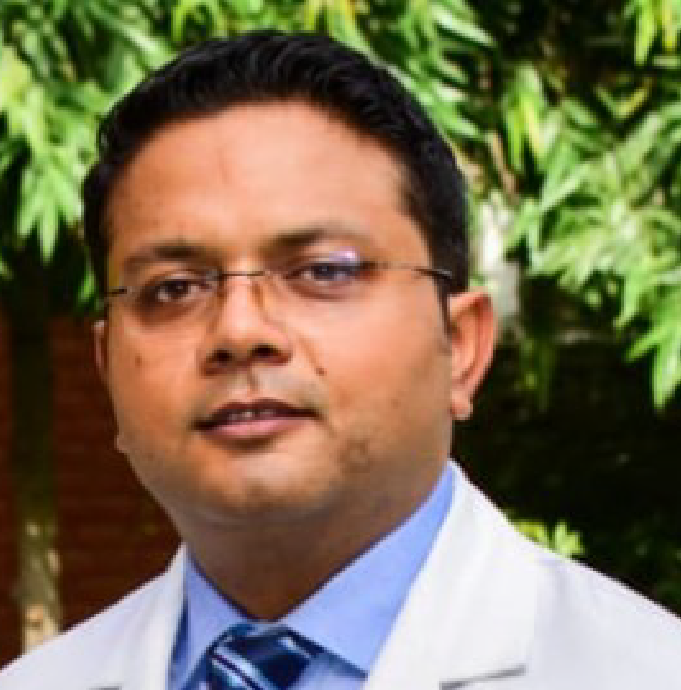Dr Parvez David Haque